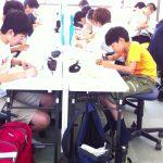 9月18日 25日は公立中学生の日曜特訓です!
