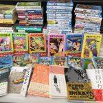 速読を始めて教室で100冊以上本を買いました。